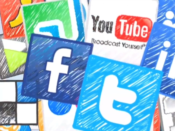 Site interativo com Redes Sociais