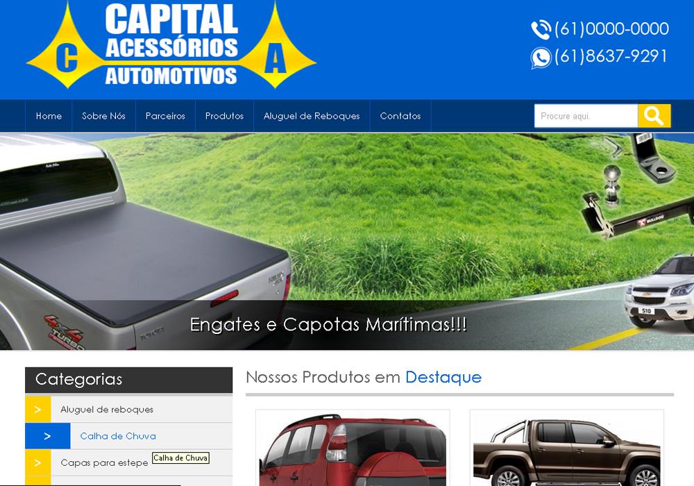 Capital Acessórios