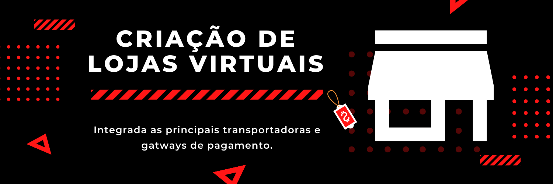 Criação de Lojas Virtuais