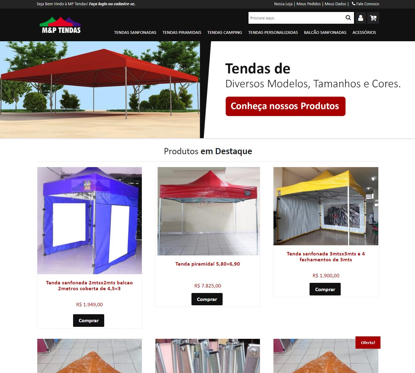 MP Tendas